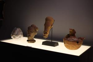 Images from Yemisi Shyllon Museum of Arts